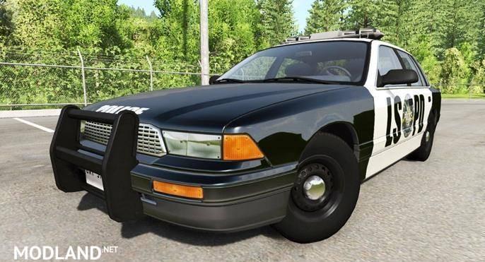 Gavril Grand Marshall San Andreas Police [0.8.0]
